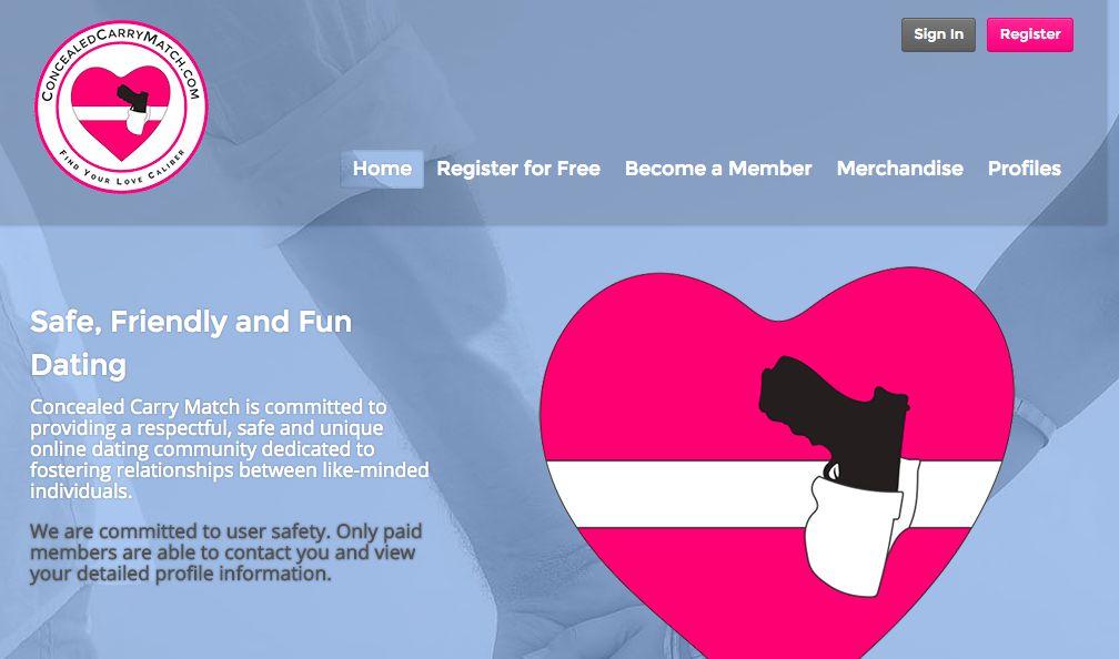 Gun dating sites
