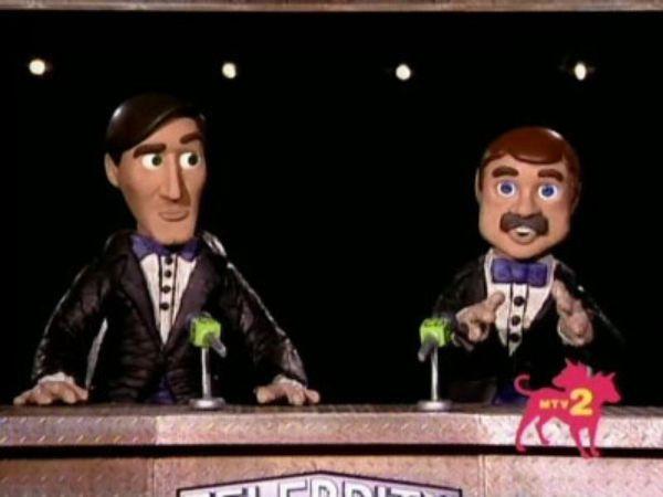 Celebrity Deathmatch Season 3 Episode 11 - In ... - YouTube