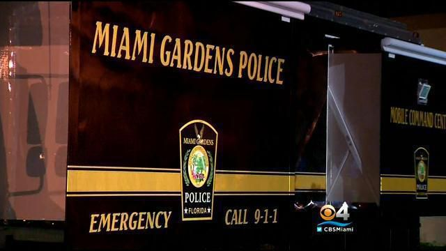 Man shot multiple times with high powered rifle in miami gardens police say for Miami gardens police department