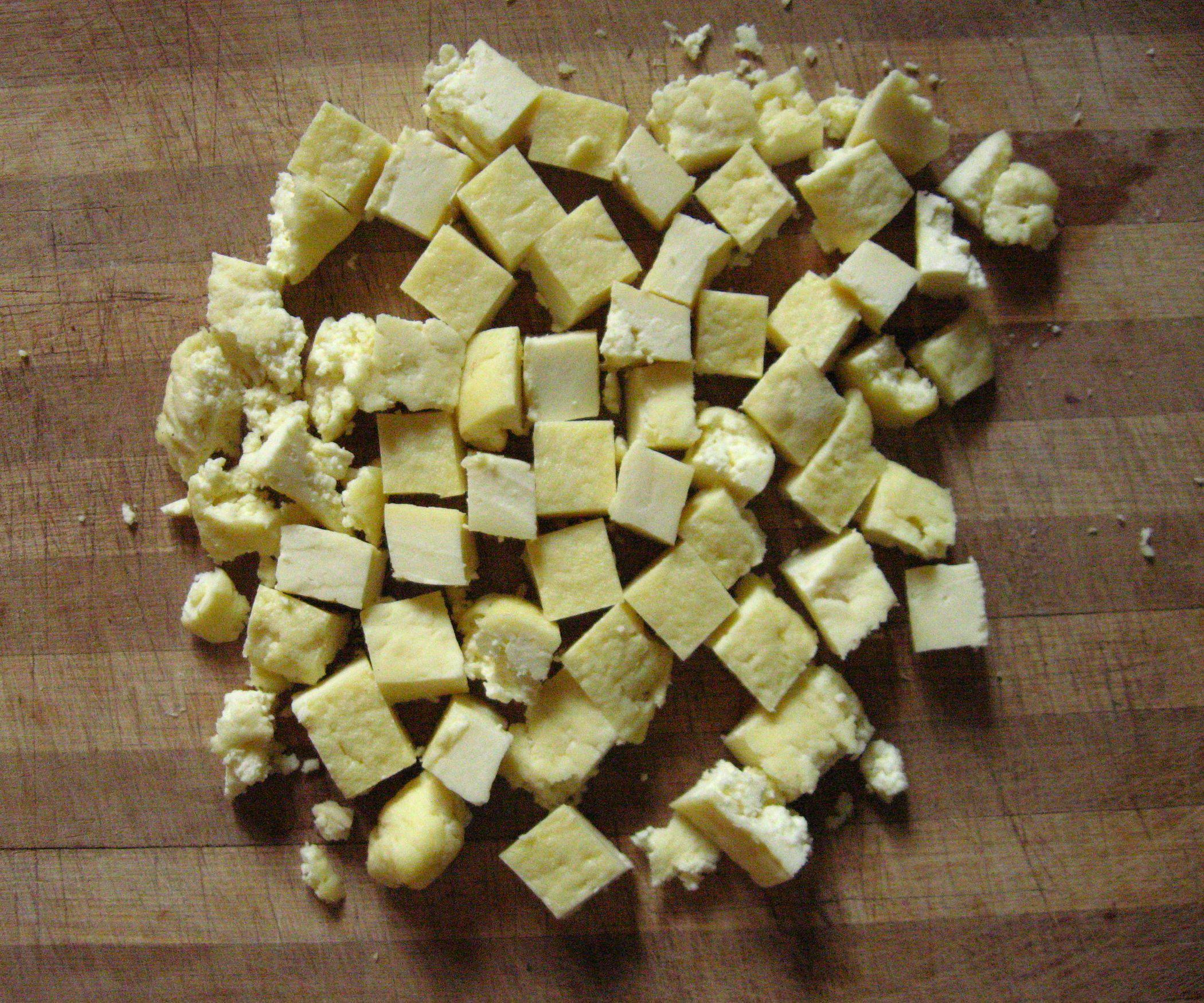 how to make paneer from milk
