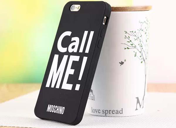 moschino iphone 6 case lockerdome. Black Bedroom Furniture Sets. Home Design Ideas