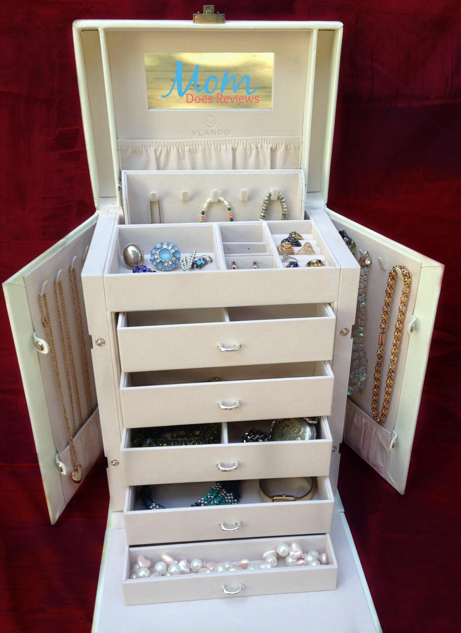 Vlando The Jewelry Box Every Woman Needs Review