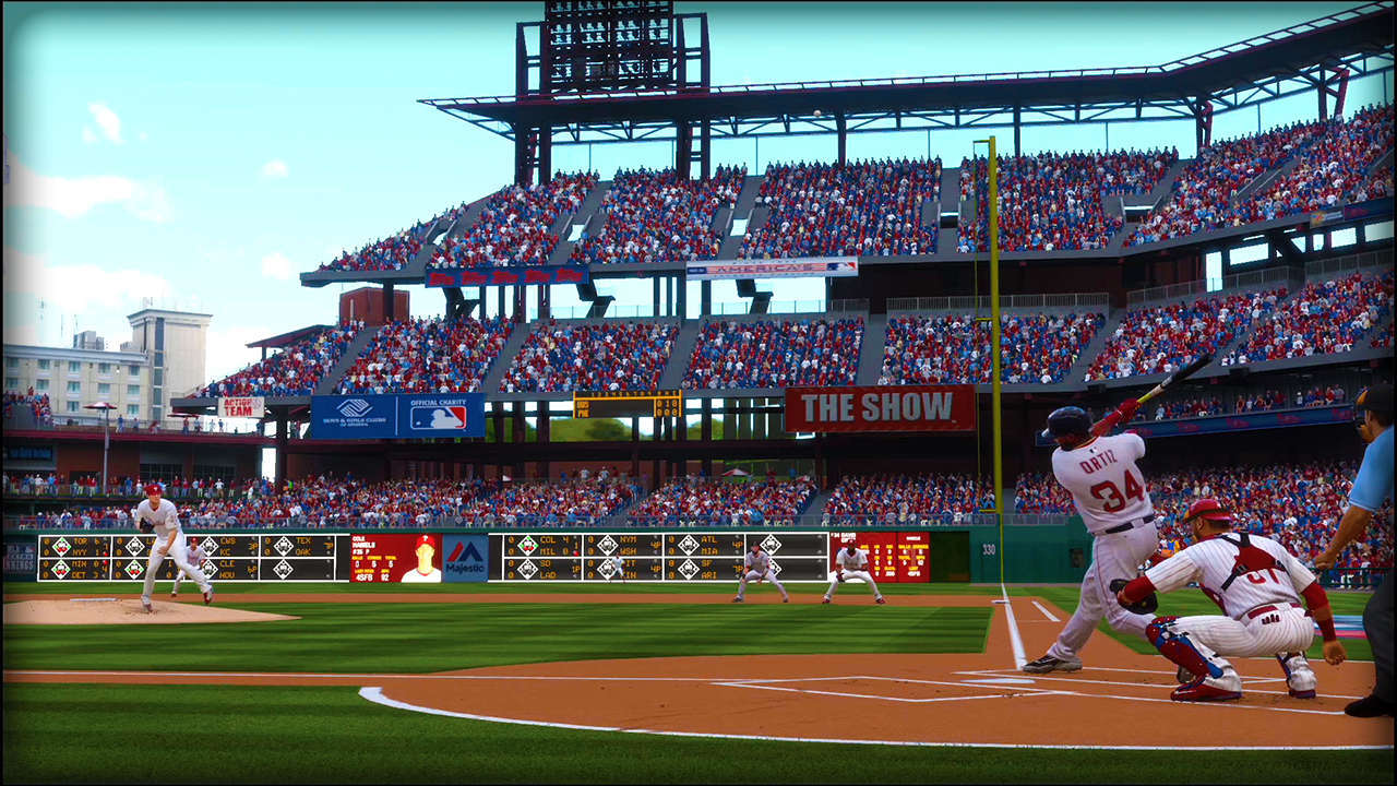 MLB 15: The Show First Inning Home Run Gameplay