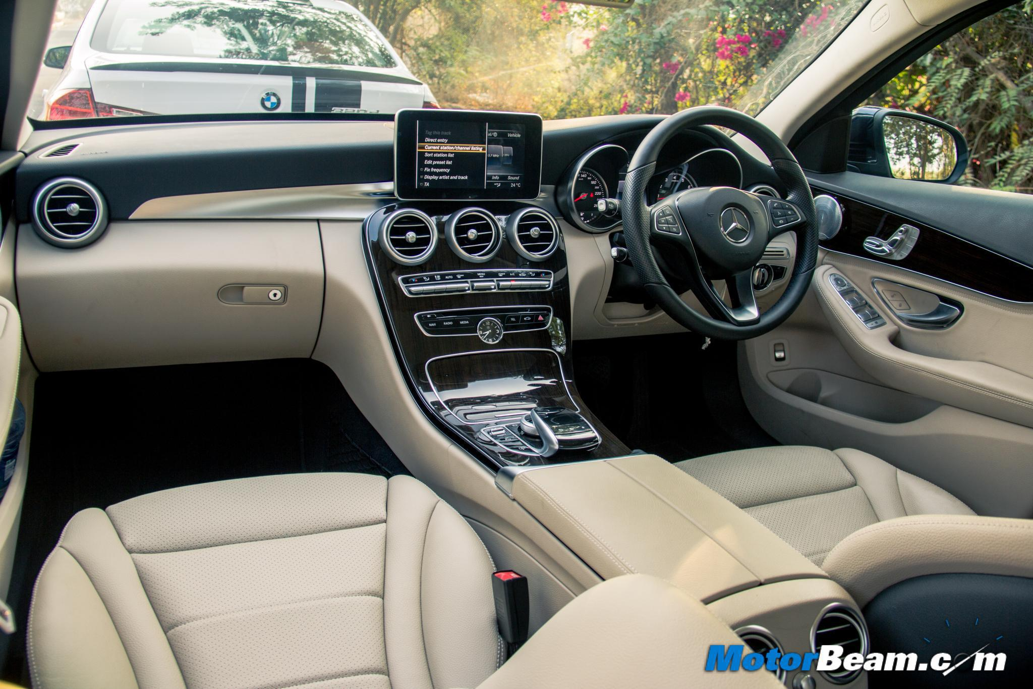 Mercedes C250d Launched In India Priced At Rs 44 36 Lakhs Motorbeam