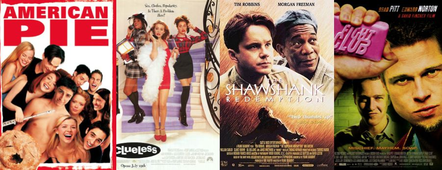 can you guess the tagline from these 90s movies