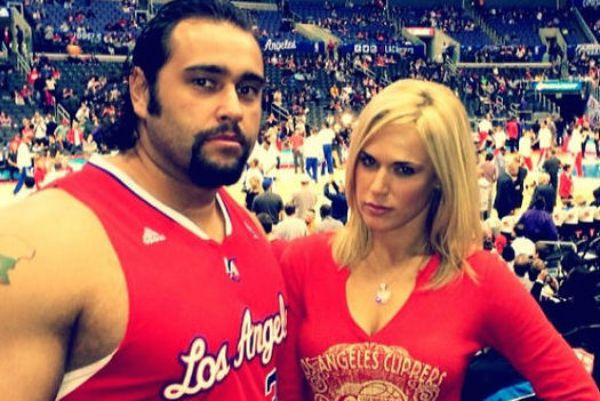 WWE stars Rusev and Lana are engaged - Reality TV World