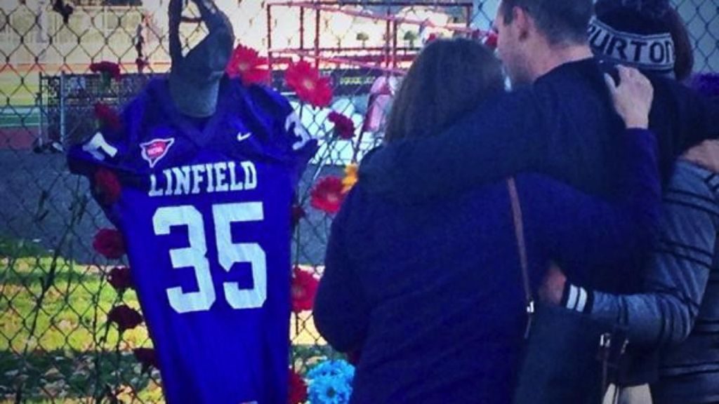 Linfield College Football Team Linfield College Football Player Stabbed to Death