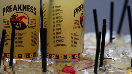 The Preakness Stakes has a race day cocktail, too-one that desperately ...