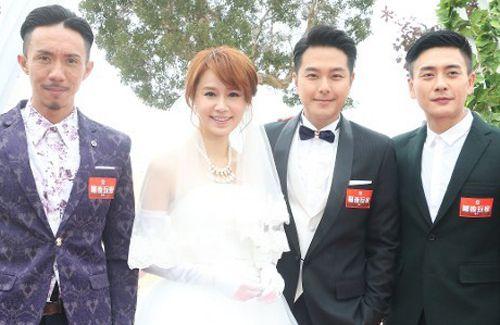 priscilla wong edwin siu feel awkward as they film