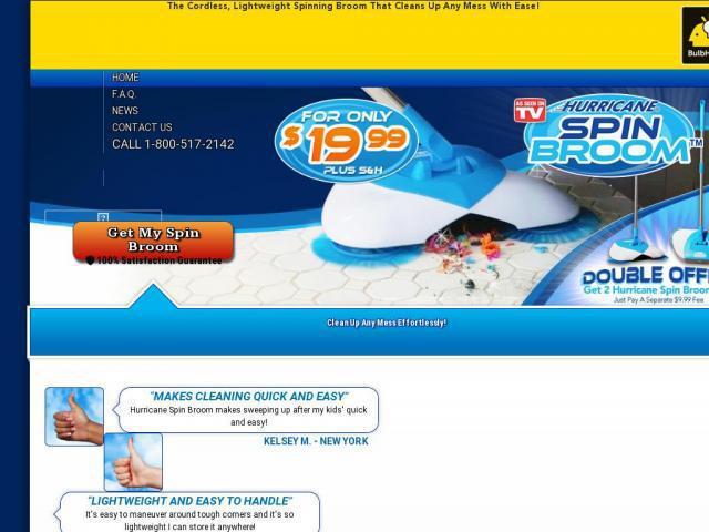Hurricane Spin Broom Reviews Unbelievable Customer