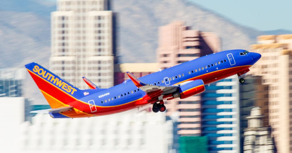 Southwest Airlines - is the largest low-cost carrier in the United States, find the best flights, Southwest Airlines Reservations.