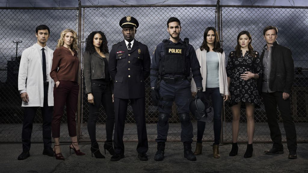 Watch Containment Season 1 Episode 12 : Yes Is the Only Living Thing