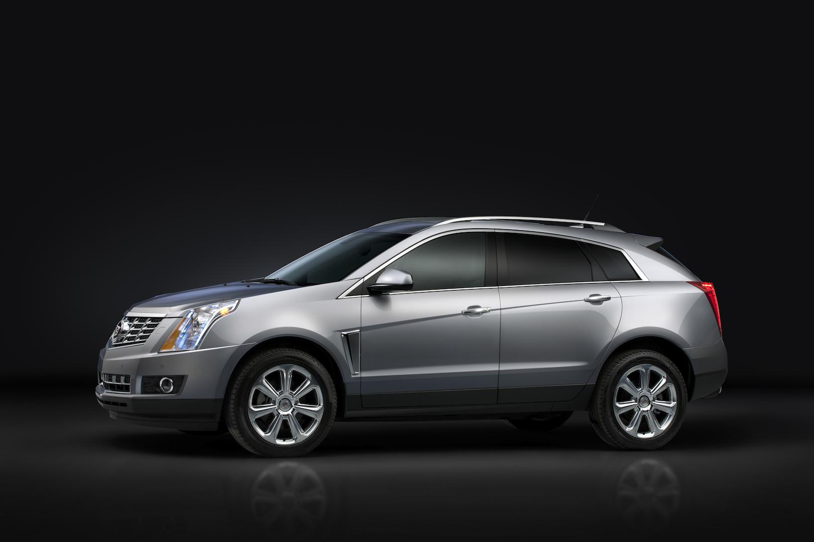 2016 Cadillac SRX Getting Complete Redesign