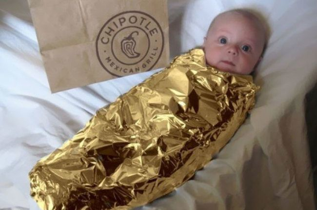 sc 1 st  LockerDome & These Baby Halloween Costumes Combine Clever Ideas And Adorable Kids