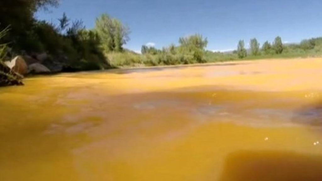 Yellow River too polluted to drink  Telegraph