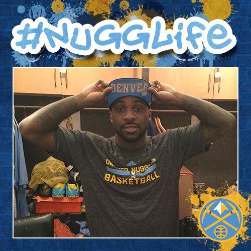 Nuggets Hashtag: #NuggLife On LockerDome