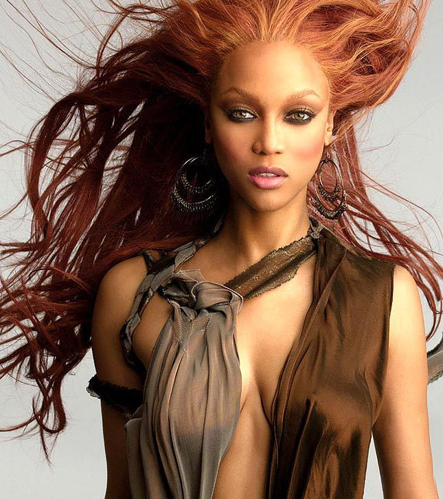 Tyra Banks Modelland: Top 16 Hottest Black Girls In The World