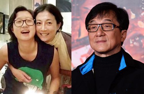 "Etta Ng on Father Jackie Chan: ""He is a Stranger""