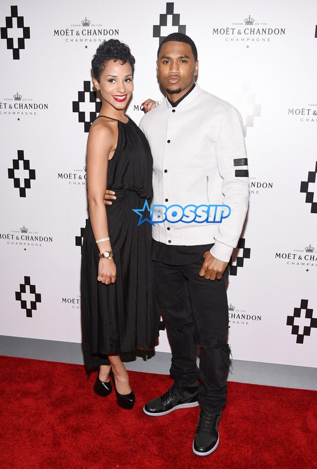 Tremaine Aldon Neverson born November 28 1984 known professionally as Trey Songz is an American singer songwriter rapper and actor His debut album I Gotta