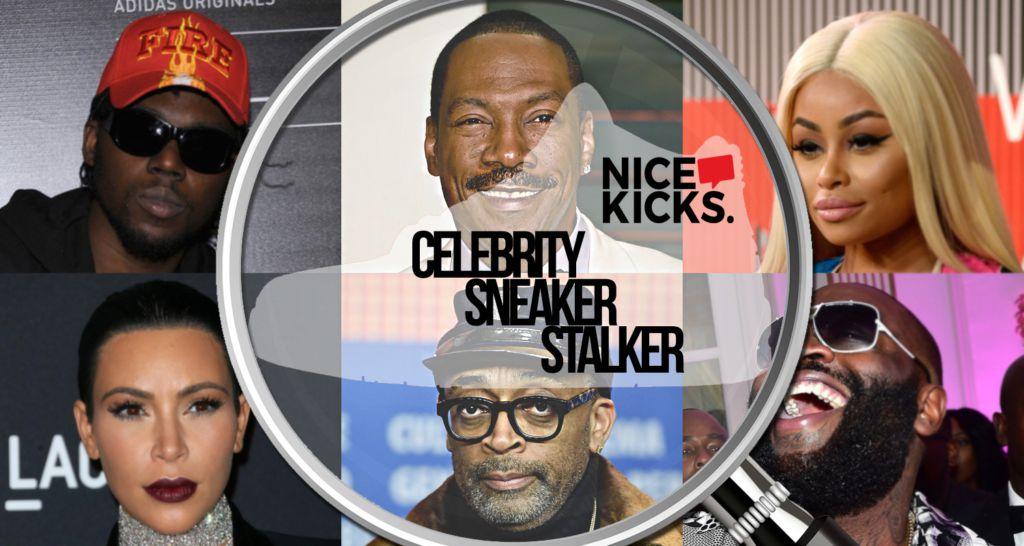 Celebrity Sneaker Stalker | Nice Kicks