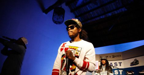 online viele Stile Bestbewertet echt Live: Ab-Soul From Reebok Classics And The FADER's Coast To ...