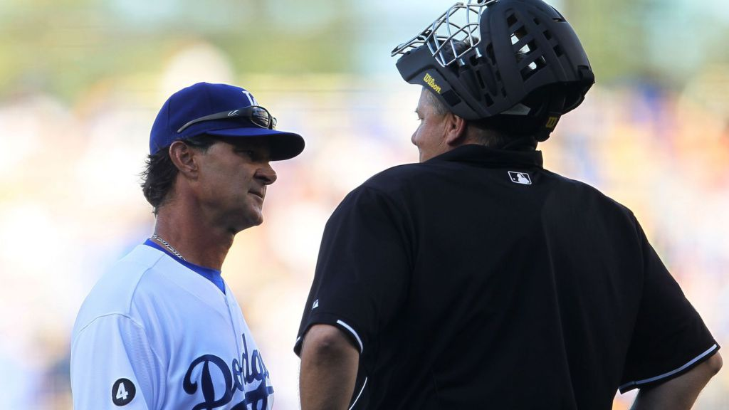 2015 NLDS, Dodgers vs. Mets: Gary Cederstrom heads 6-man umpire crew