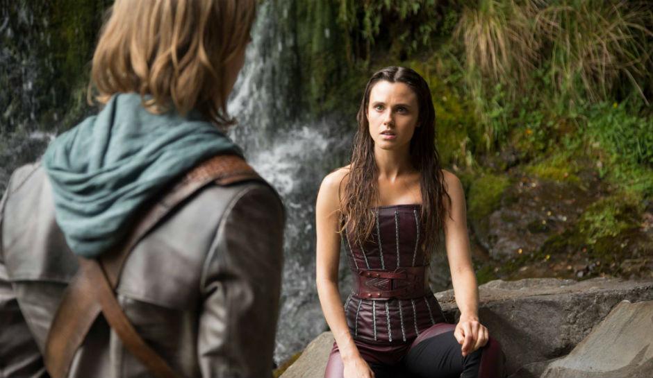 Poppy Drayton Nude In Mtvs Shannara Chronicles A Game -4008