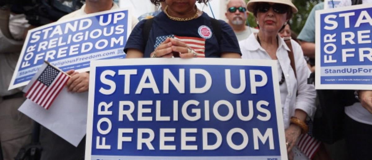 What Do These 'Controversial Religious Freedom' Bills ... Daily Caller