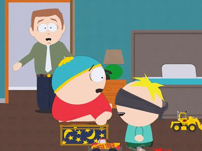 South Park Butters Gay Camp 48