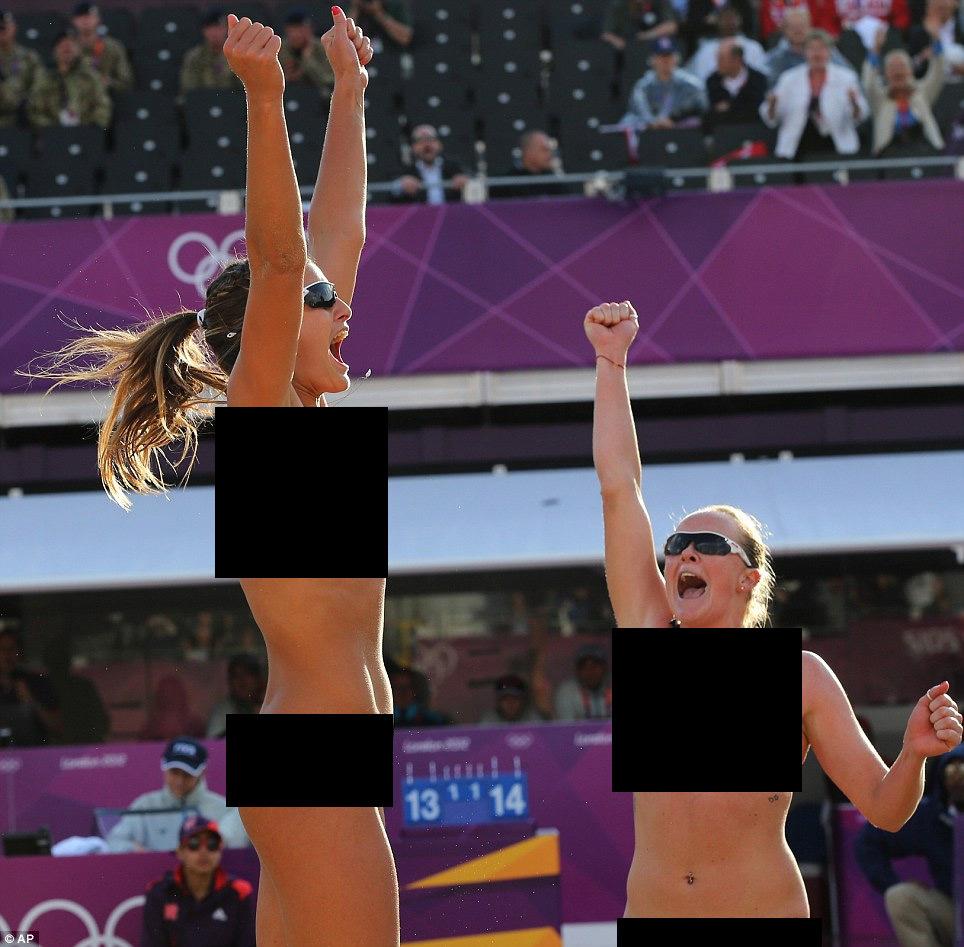 пляжный волейбол без цензуры