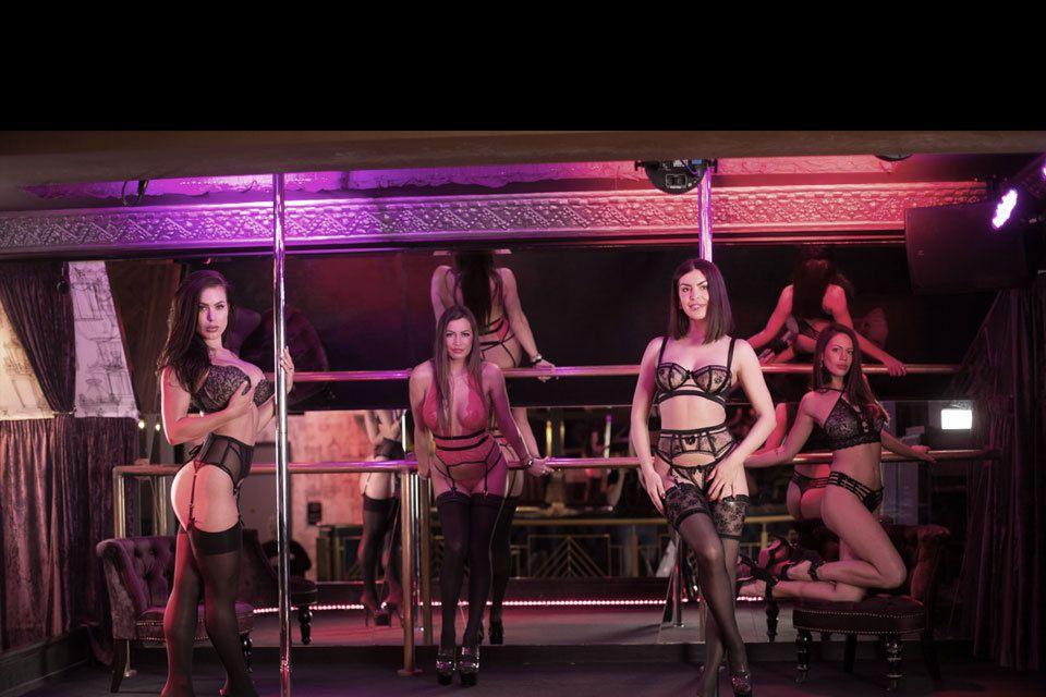 Richmond escorts strip clubs