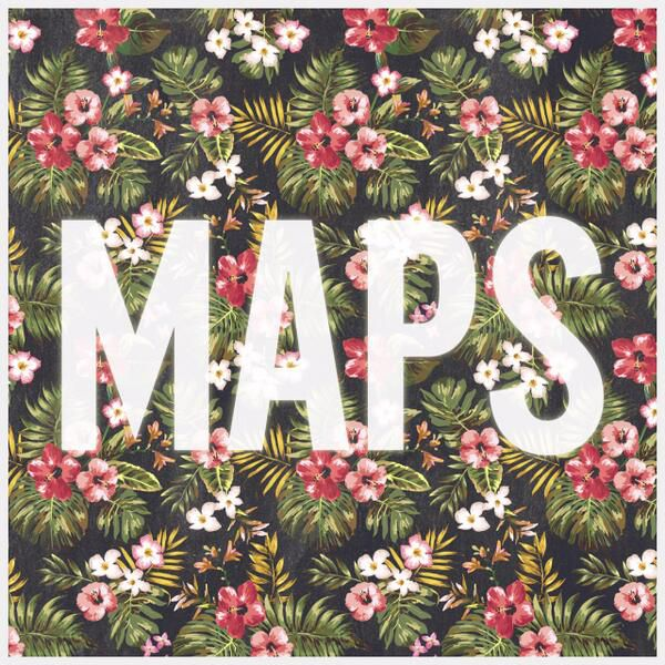 Maps Cover | Fashionevolution