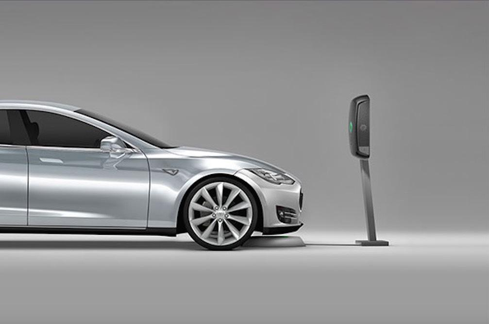 Wireless Electric Car Charging Perfect For Automated Parking