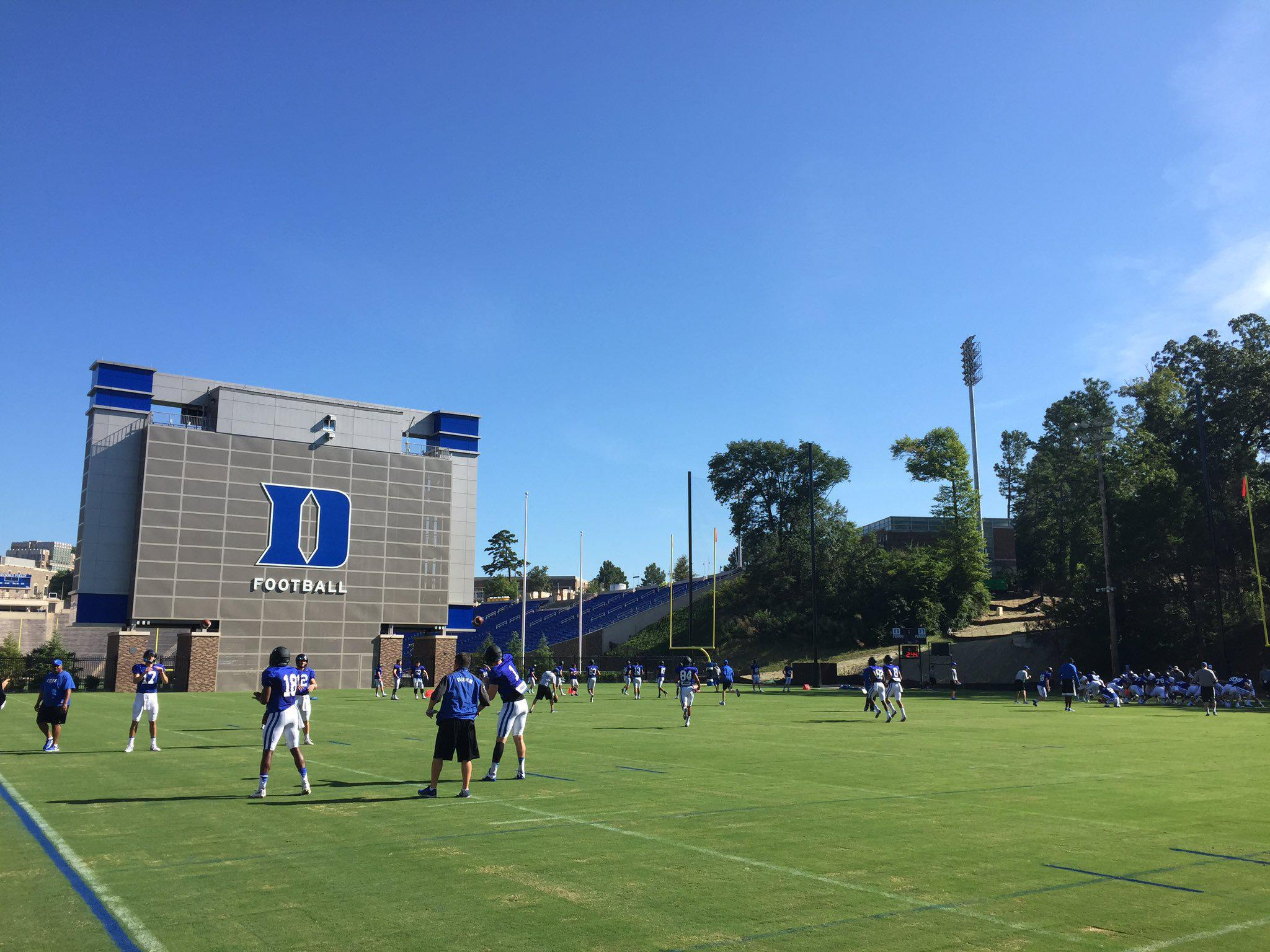 Duke Football on Twitter