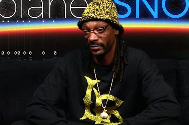 Snoop Dog Narrates Nature Video