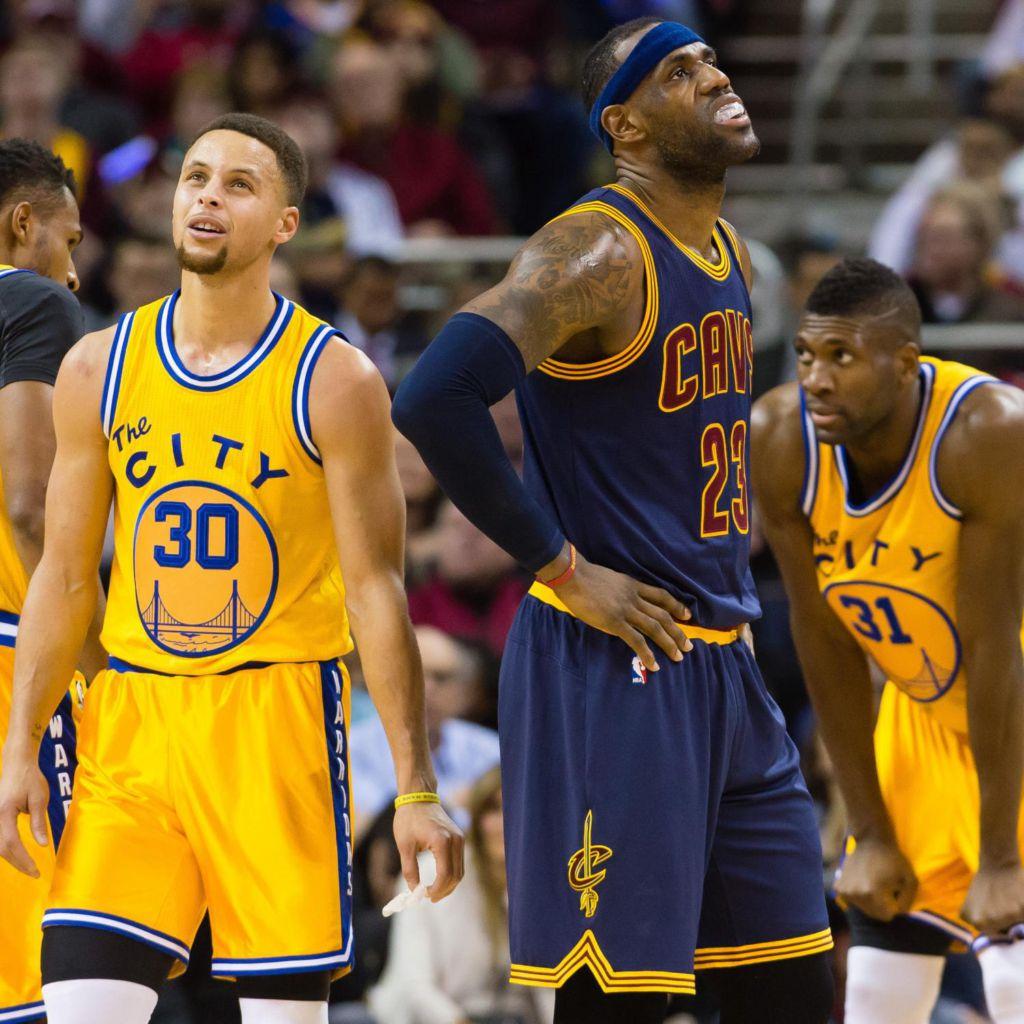 NBA Finals 2016: Cavaliers Vs. Warriors TV Schedule And