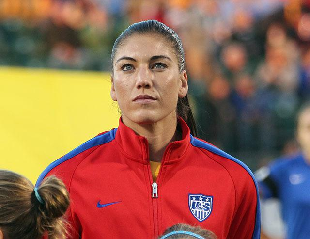 Video Hope Solo Speaks About Assault Charges And Leaked -7638