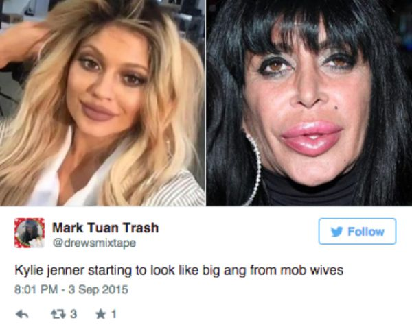 OMG, news you need to know: 'Fans' say Kylie Jenner looks ...