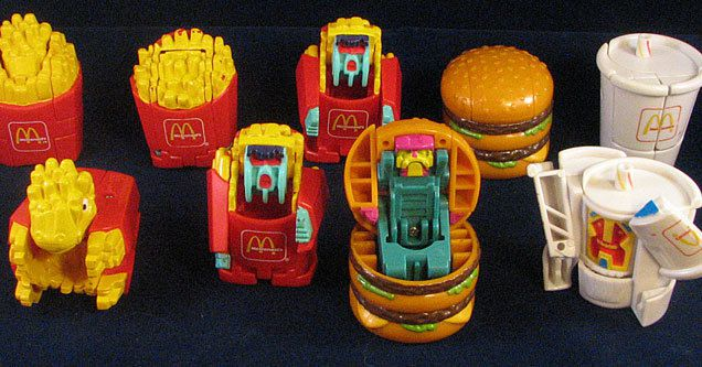 90s Music Toys : The best happy meal toys from s and