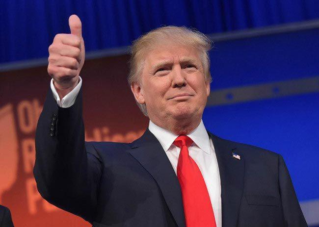 Donald Trump Height Weight Body Statistics - Healthy Celeb