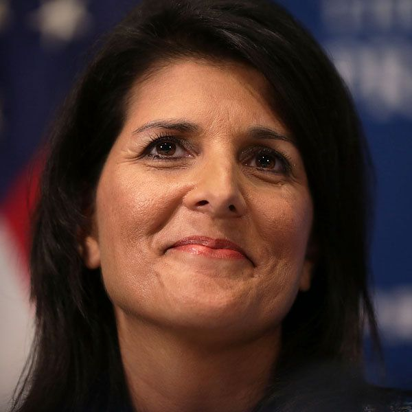Nikki Haley profile and collection of news indepth analysis opinion articles photos and videos from Vanity Fair