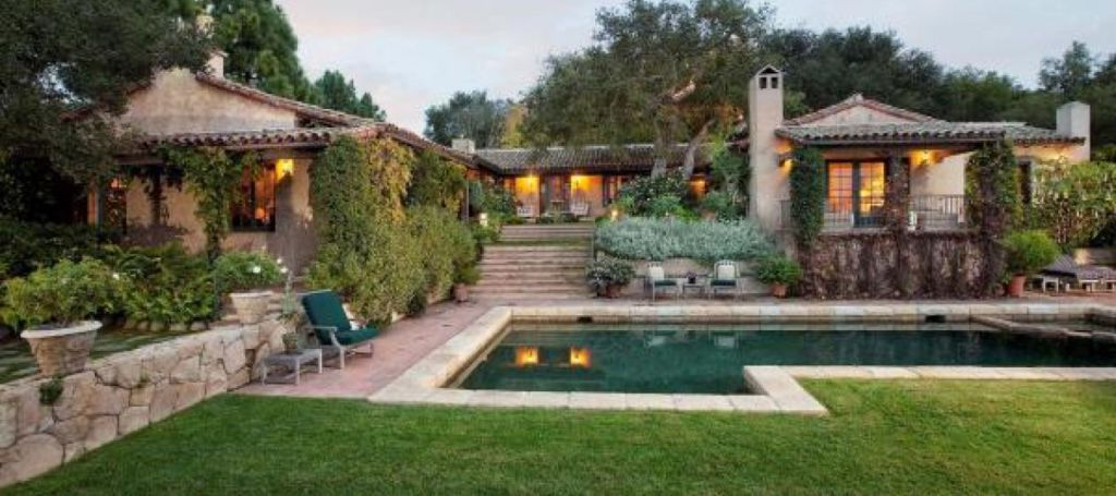 House hunting 6 spanish style homes in california for Spanish style ranch house plans