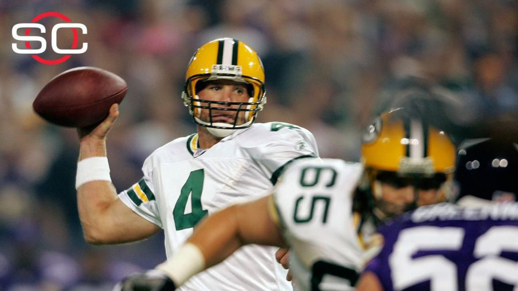 Brett Favre's best Green Bay Packers moments: Breaking the ...