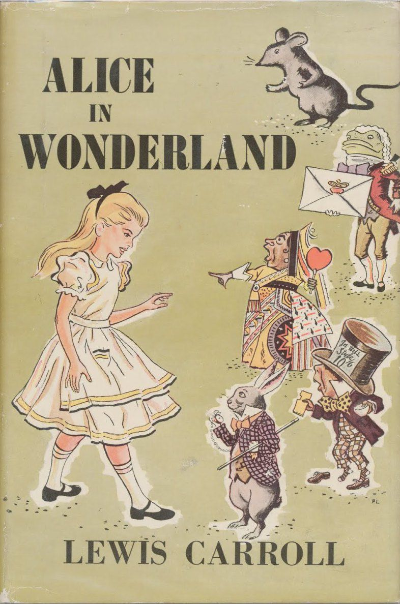 psychoanalysis and the novel alice in wonderland by lewis carroll Alice's adventures in wonderland -- free online book and ebooks.