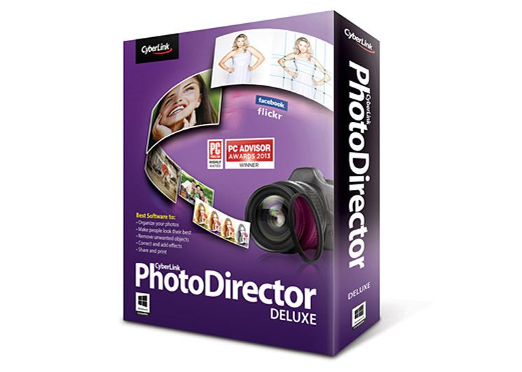 Free CyberLink PhotoDirector 5 Deluxe (100% discount) - SharewareOnSale