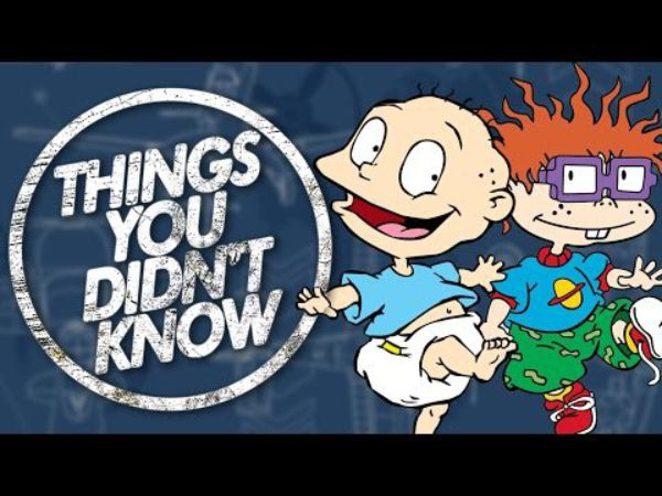 7 Things You Didn't Know About 'Rugrats'