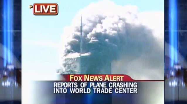 STUNNING FLASHBACK: Shows 9/11 on Fox News In Real Time