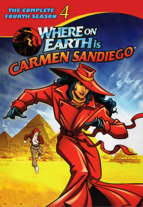 Watch Season 4 - Where on Earth is Carmen Sandiego?