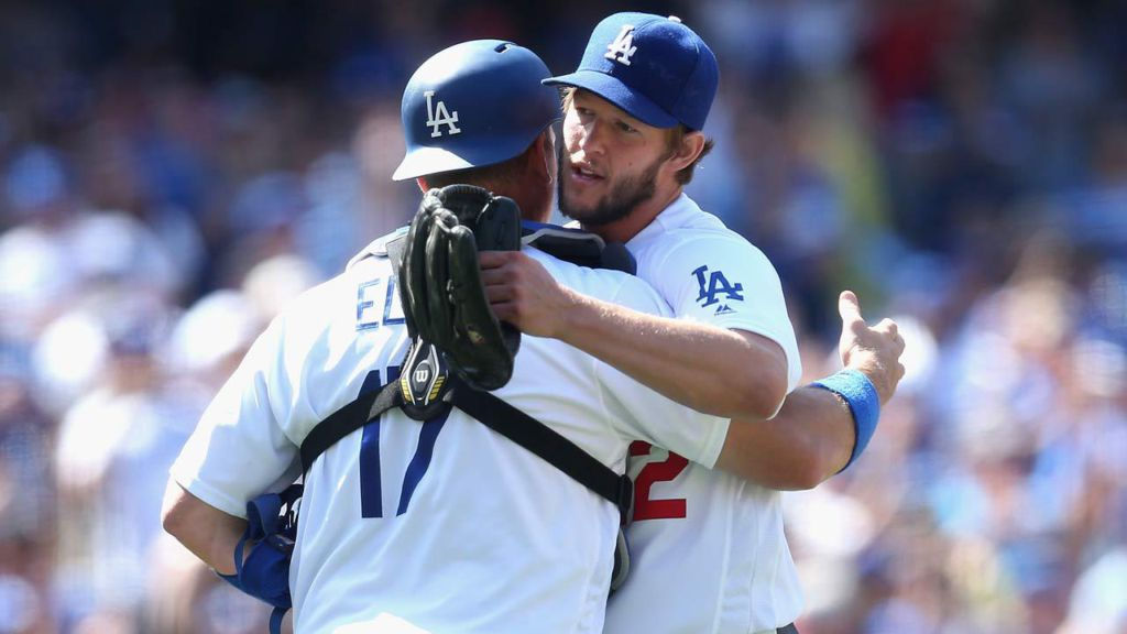 Dodgers Clayton Kershaw dominates Padres