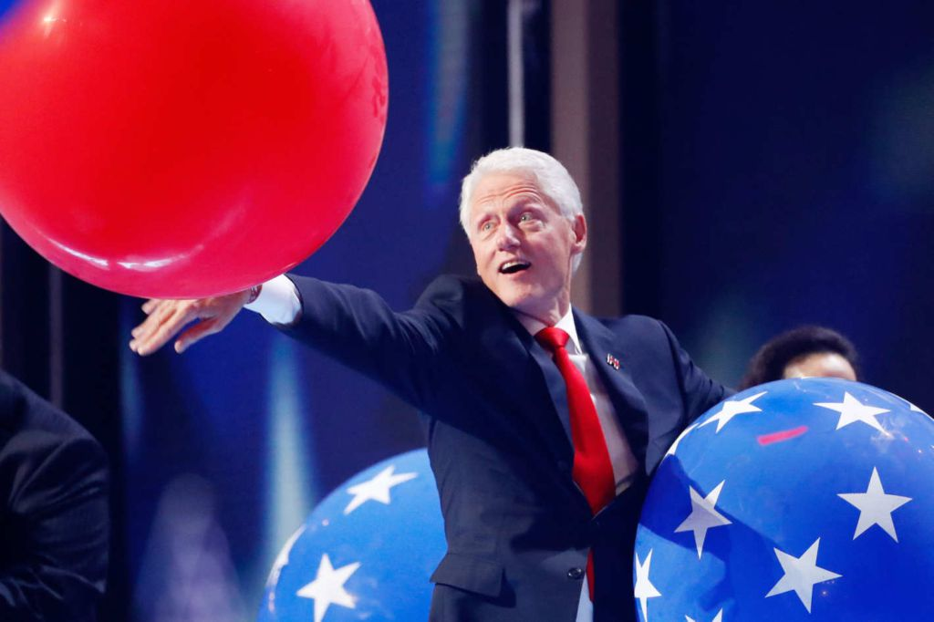 Bill Clinton's Birthday Party Will Not Be Lit